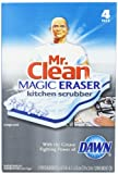 Mr Clean Magic Eraser Kitchen Scrubber 4 Count