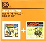 echange, troc James Brown - Live At The Apollo - Soul On Top