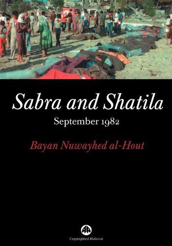 Sabra and Shatila: September 1982