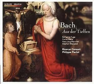 Bach: Aus Der Tieffen (Ricercar Consort/Pierlot)