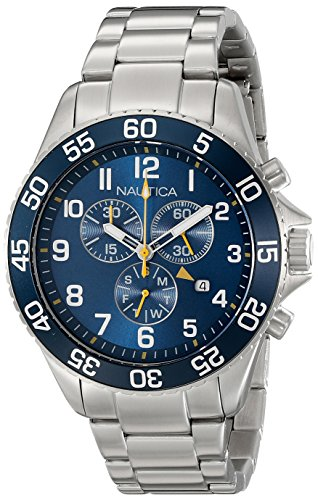 nautica-herren-nad17508g-nst-19-analog-display-japanische-quarz-blau-armbanduhr
