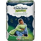 Pampers Underjams Size 8 Boy 9 Pants x Pack of 4 (Total 36 Pyjama Pants)