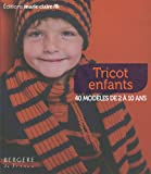 echange, troc Collectif - Tricot enfants