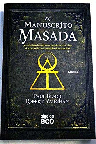 El Manuscrito Masada descarga pdf epub mobi fb2
