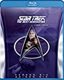Star Trek: The Next Generation: Season 6 [Blu-ray] (Bilingual)