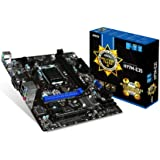 MSI Micro ATX DDR3 1600 LGA 1150 Motherboards H97M-E35