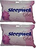 Sleepwell Vibes Fibre Soft Pillow - Pack of 2