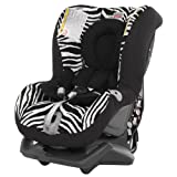 Britax First Class Plus Rearward and Forward Facing Group 0+1 Car Seat (Smart Zebra)