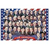 Melissa & Doug Presidents of The USA Floor Puzzle - 100 Piece