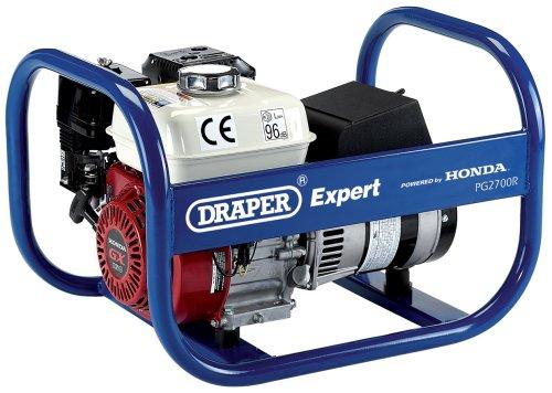 Draper 43726 2.7 kVA Petrol Generator (Honda)