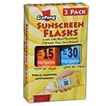 GoPong Hidden Sunscreen Alcohol Flask...