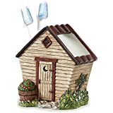 Outhouse Bathroom Tooth Brush Holder Park Designs