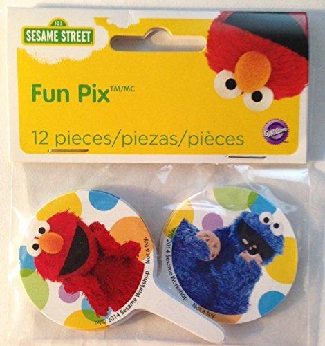 wilton-licensed-sesame-street-fun-pix