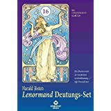 "Lenormand Deutungs-Set ---- Set mit Buch und 32 Lenormandkarten: Traditionelles Kartenlegen und moderne Symboldeutung: Die Symbolwelt der ... Kartenlegen und moderne Symboldeutungvon ""Harald J�sten"""