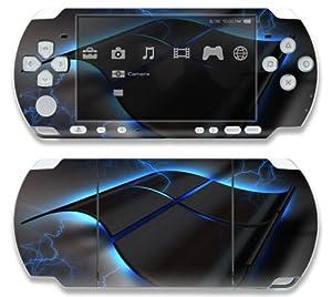 Sony PSP 1000 Skin - Electric XP Theme