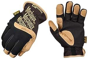 Mechanix Wear CG15-75-011 Commercial Grade Utility Glove, Black, X-Large