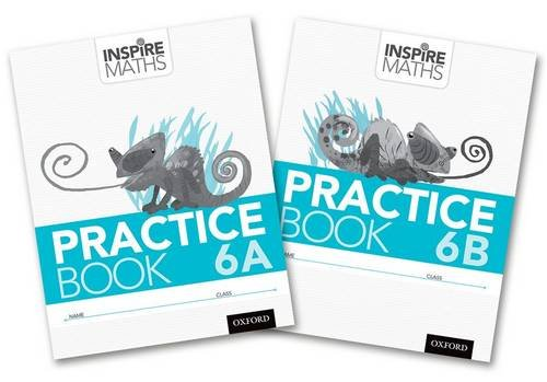 Inspire Maths: Practice Book 6 AB (Mixed Pack)