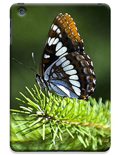 Fantastic Faye Cell Phone Cases For Ipad Mini No.11 The Beautiful Design With Colorful Butterfly Fly On The Leaves Or Flowers