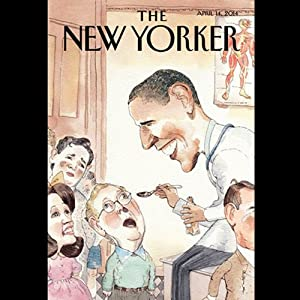 The New Yorker, April 14th 2014 (Ryan Lizza, Daniel Mendelsohn, Hilton Als) | [Ryan Lizza, Daniel Mendelsohn, Hilton Als]