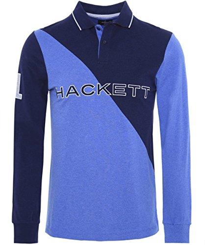hackett-slim-fit-langarm-polo-shirt-marine-blau-xxl