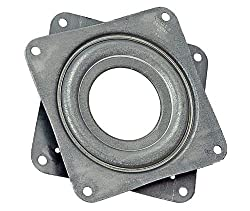 Lazy Susan Bearings, 3, 5/16 Thick, 200-lb. Capacity