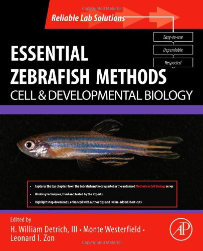Essential Zebrafish Methods: Cell And Developmental Biology (Reliable Lab Solutions) front-585770
