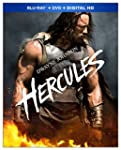 Hercules (Blu-ray + DVD + Digital HD)