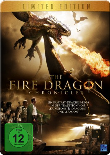 The Fire Dragon Chronicles - Metal-Pack [Limited Edition]