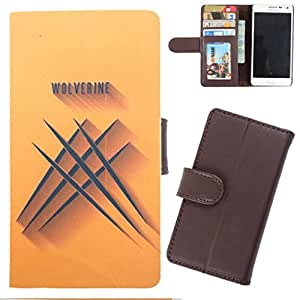 DooDa - For Motorola Moto X Play PU Leather Designer Fashionable Fancy Wallet Flip Case Cover Pouch With Card, ID & Cash Slots And Smooth Inner Velvet With Strong Magnetic Lock