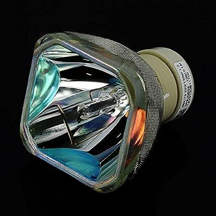 haiwo DT01241/cprx94lamp Projecteur de remplacement compatible de haute qualité Ampoule nue pour Hitachi CP-RX94.