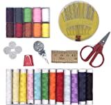 60 pieces thread/ bobbins Kit for all Sewing Machines