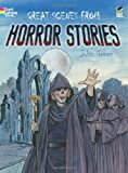 Great Scenes from Horror Stories (Dover Classic Stories Coloring Book) (0486488403) by Green, John