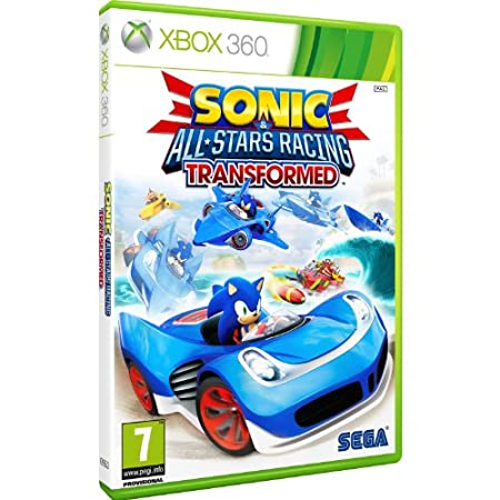 Sonic & Sega Allstar Racing Transformed - Edición Limitada