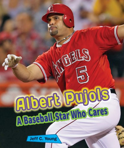 Sporting Goods Stores Albert Pujols: A Baseball Star Who Cares (Sports Stars Who Care)