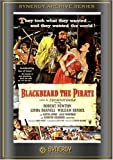 Cover art for  Blackbeard the Pirate