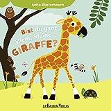 Bist du ganz allein, kleine Giraffe?