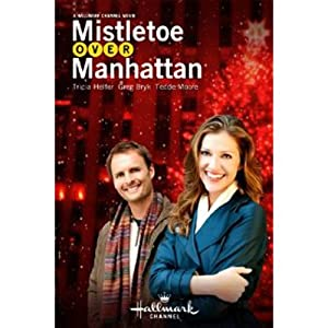Mistletoe Over Manhattan by Hallmark