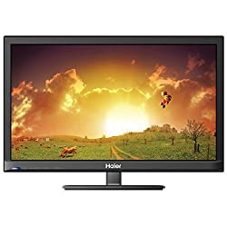 Haier 22B600 55 cm (22) Full HD LED Television,(Black)