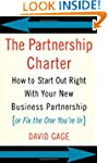 The Partnership Charter: How To Start...
