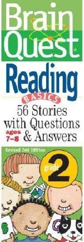 Brain Quest Grade 2 Reading Basics (Brain Quest Grade 2 Reading compare prices)