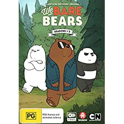 We Bare Bears: Seasons 1-3