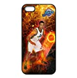 iPhone 5/5s TPU Fitted case with Utah Jazz Trey Burke Art Painting-by Allthingsbasketball