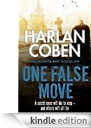 One False Move (Myron Bolitar) [Edizione Kindle]