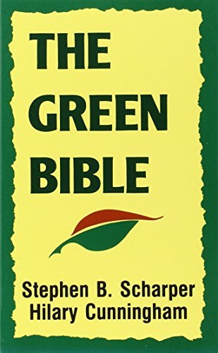 The Green Bible by Stephen B. Scharper (1993-03-12)