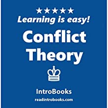 Conflict Theory Audiobook by  IntroBooks Narrated by Andrea Giordani
