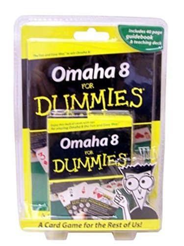 Omaha 8 for Dummies - 3 Pack