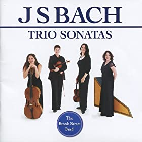 Trio Sonata in D Minor, BWV 527: III. Vivace