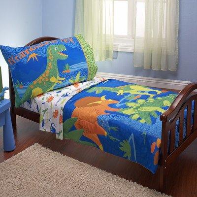 Dinosaur Kids Bedding 1440 front