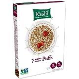 Kashi Cereal 7Wholegreen Puffs, 6.5 Oz, Pack Of 10