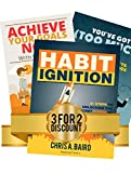 PowerLists Book Bundle (Books 1-3): Achieve Your Goals Now With PowerListsTM + Habit Ignition + You've Got (Too Much) Mail!